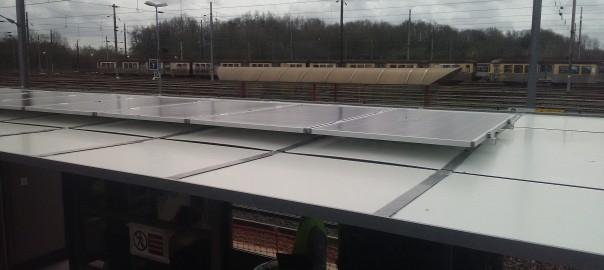 SNCF Lens devis Photovoltaïque installation autoconsommation
