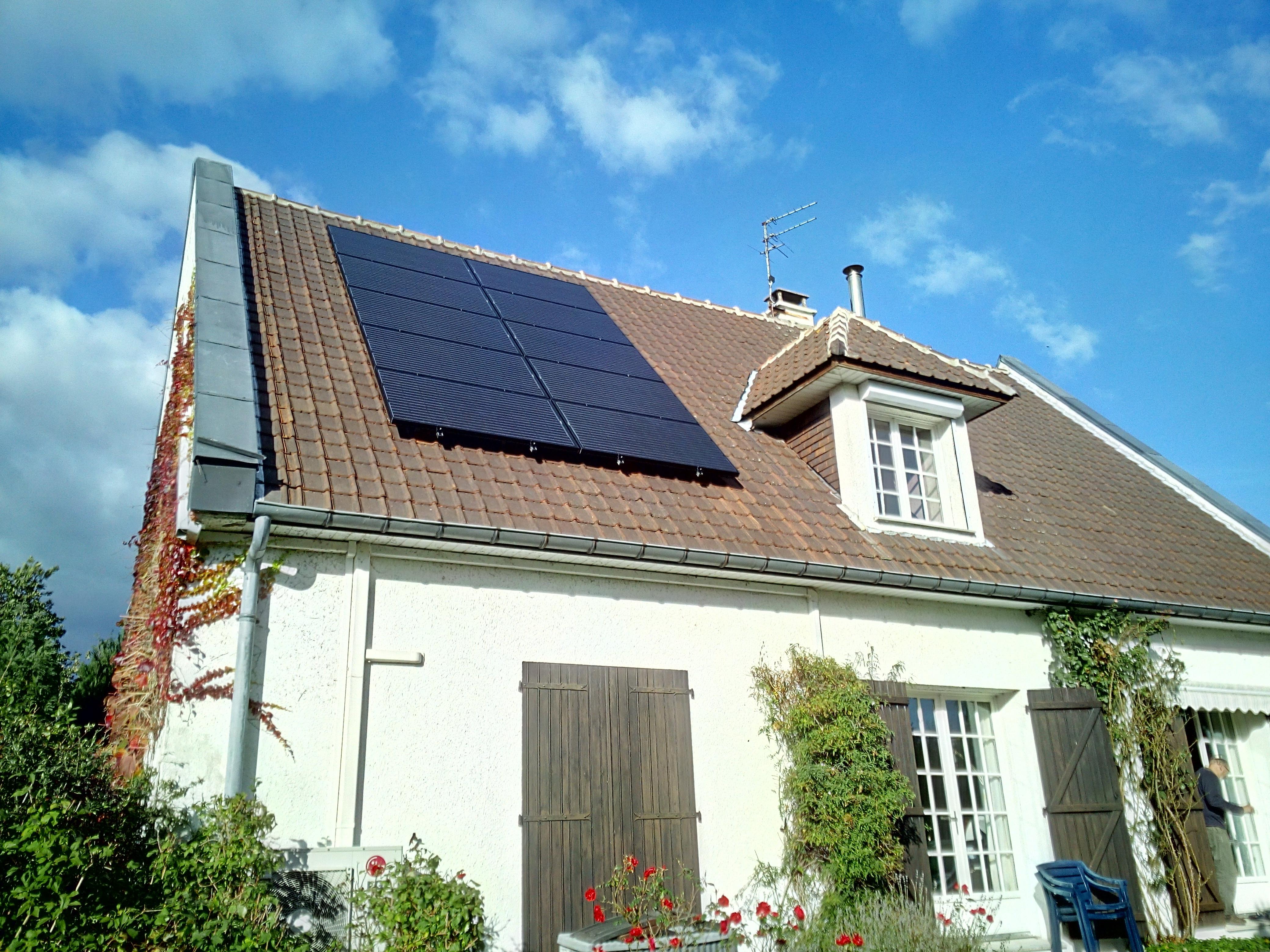 blendecques photovoltaïque