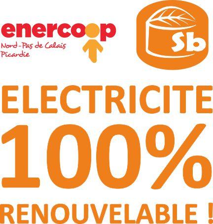 100% renouvelable