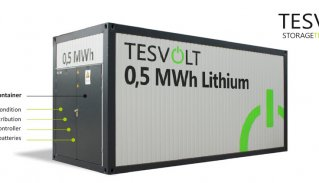 Tesvolt Container